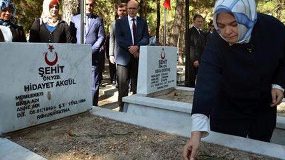 Ayşen Gürcan: 'Aynı zamanda dua ve hayır bakanlığıyız'