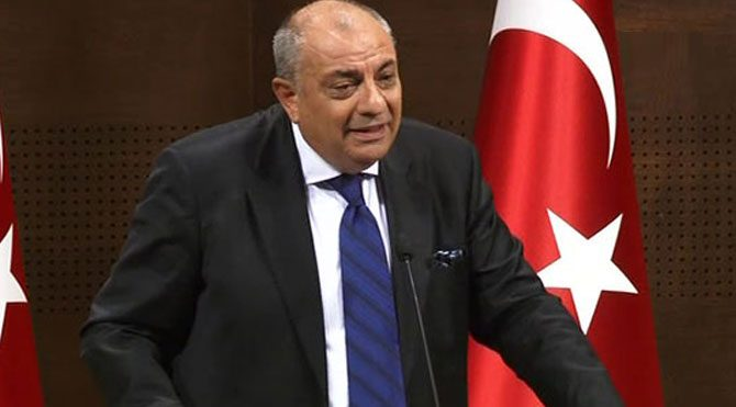 Tuğrul Türkeş AKP'den aday oldu