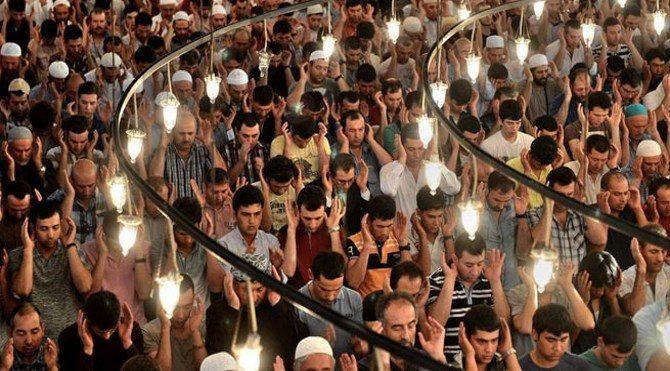 Kırıkkale'de bayram namazı kaçta? 2015 il il bayram namazı saatleri