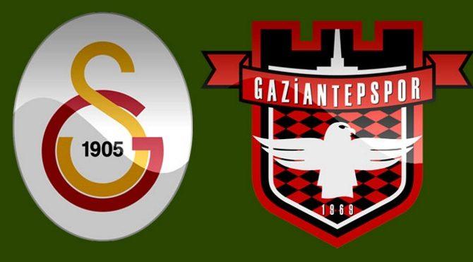 Galatasaray Gaziantep: 2-1 Geniş özet ve golleri izle