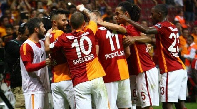 Galatasaray 2-1 Gaziantepspor maçının geniş özeti