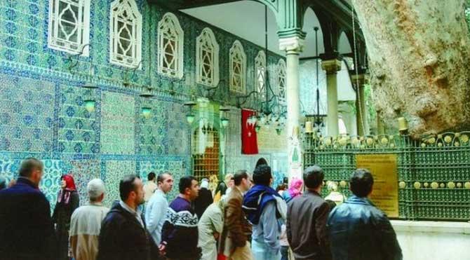 Eyüp Sultan'daki mezar kimin?