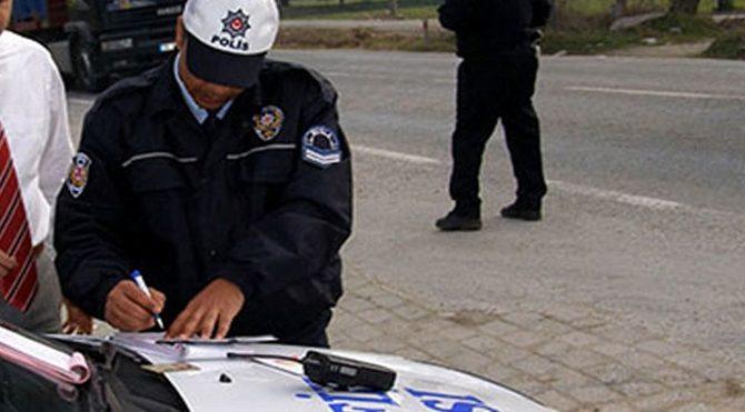 Plaka no ile trafik cezası sorgulama ve online ödeme işlemleri