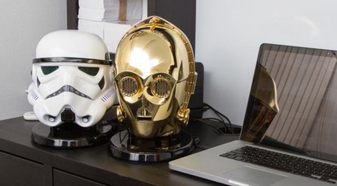 Star Wars karakterleri evinize geliyor