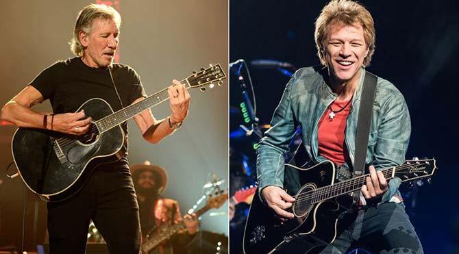 Roger Waters'dan Bon Jovi'ye İsrail eleştirisi