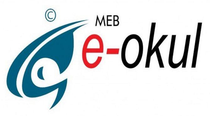 Devamsızlık ve not bilgisi için e-okul kullanımı!