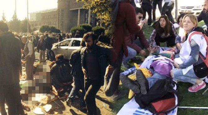 Ankara'da kalleş saldırı!