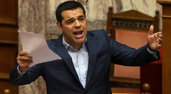 Syriza: 'Erdoğan hükümeti hesap vermeli'