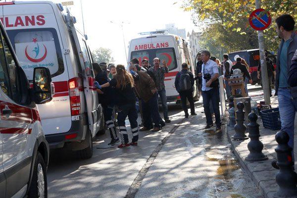 Ankara'daki hastaneler için kan çağırısı yapılıyor