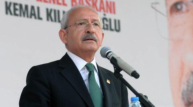 Kılıçdaroğlu miting programlarını iptal etti
