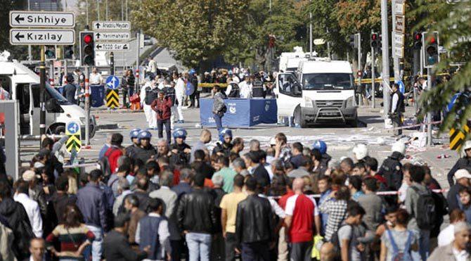 Türk Tabipler Birliği: '97 kişi öldü, 400 yaralı'