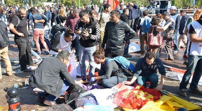 Ankarada'daki patlamada son durum: Ölü sayısı 95, yaralı sayısı 246 – Son Dakika