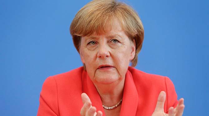Almanya Başbakanı Angela Merkel Ankara'ya geliyor