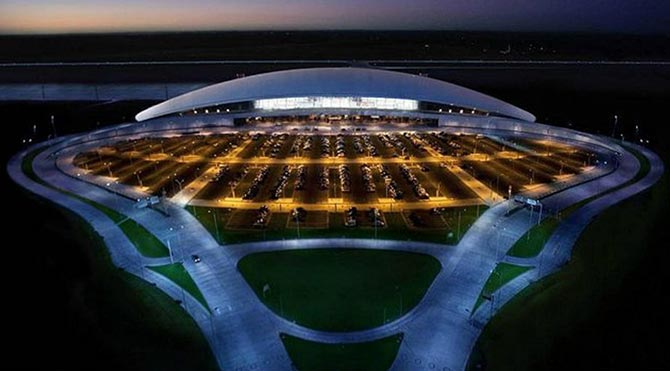 Uruguay, ekolojik havalimanı kuruyor