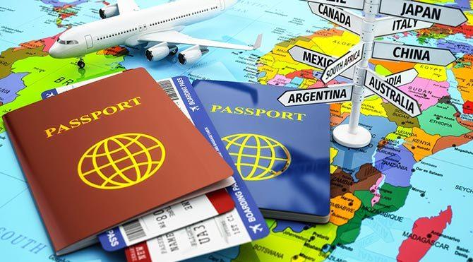 Dünyanın en prestijli pasaportları
