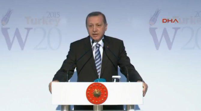 Erdoğan'dan Nobel'e eleştiri