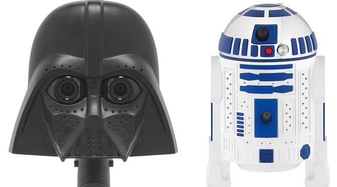 Darth Vader'ın gözyaşlarıyla yıkanın