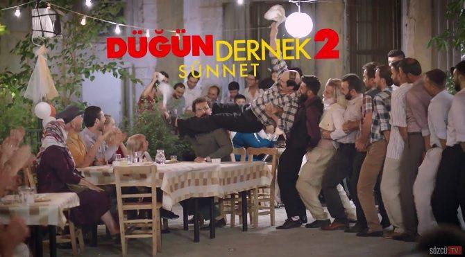 TV8 canlı yayın akışı: TV'de ilk Düğün Dernek 2 Sünnet izle (26 Eylül 2016)