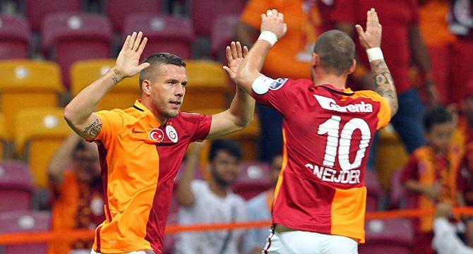 Lig TV izle - Galatasaray Gençlerbirliği maçı canlı izle