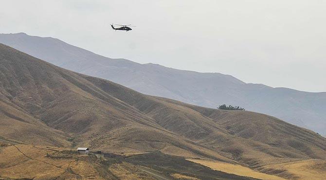Dağlıca'da dev operasyon