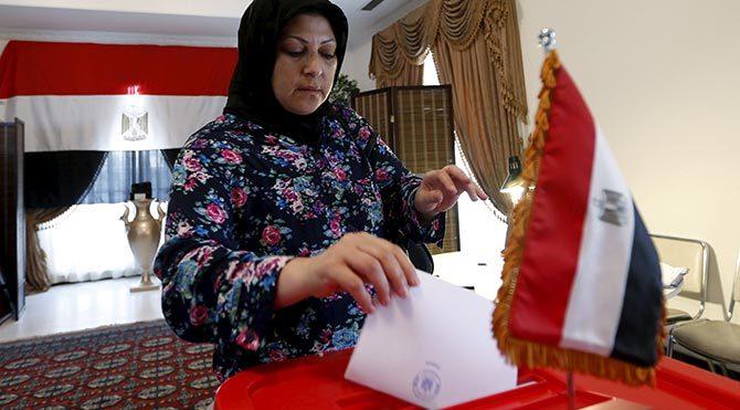 Mısır'da iki yıl aradan sonra seçimler yapılacak