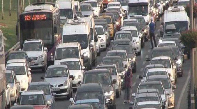 Trafik Cezası Sorgulama için EGM Online Hizmet Sayfası