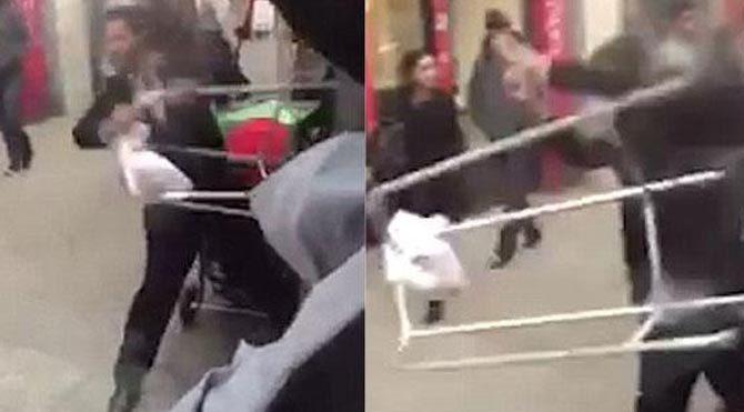 İngiltere'de Türk yolcuya ırkçı saldırı!