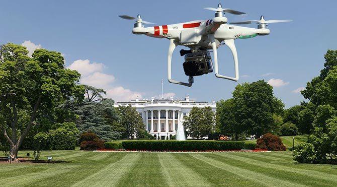 ABD drone'ları kayıt altına alacak