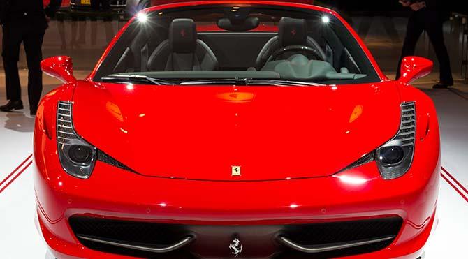 Kralın Ferrarileri açık artırmayla satılacak