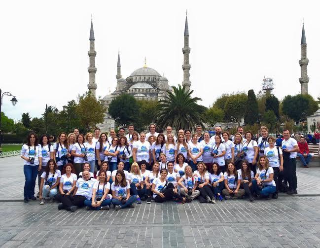 1. İstanbul Fotomaratonu gerçekleşti