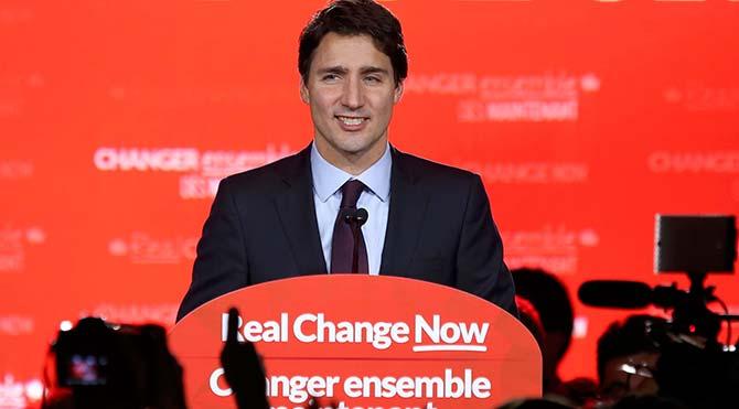 Kanada'nın 'dövmeli' liberal lideri Justin Trudeau 9 yıllık iktidarı devirdi