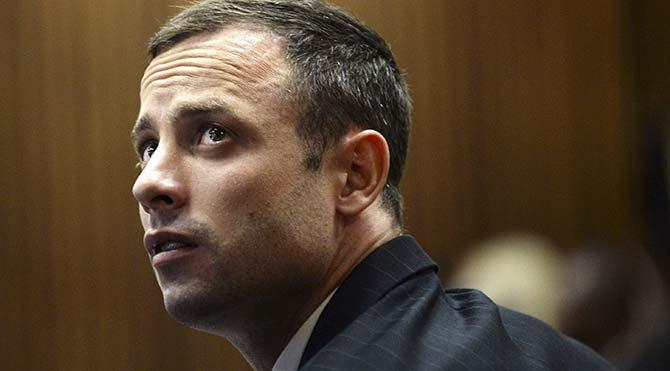 Oscar Pistorius ev hapsine başladı