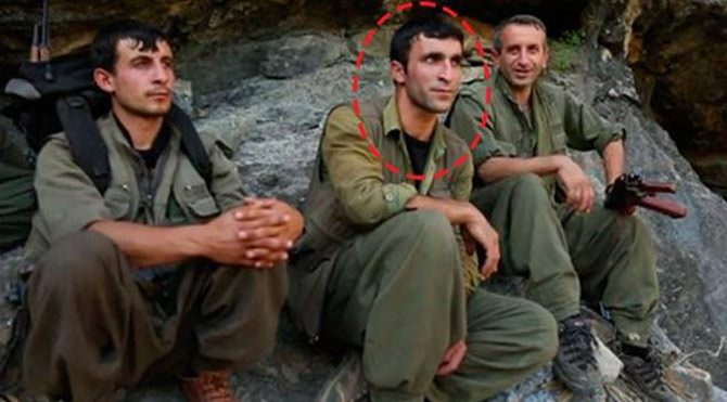 Belgeselde yer alan 2 PKK'lı öldürülmüş