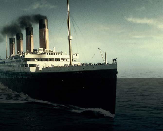 Titanic'te kurtulan tek yolcu bir Türk!
