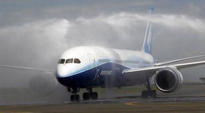 Boeing'den rekor gelir