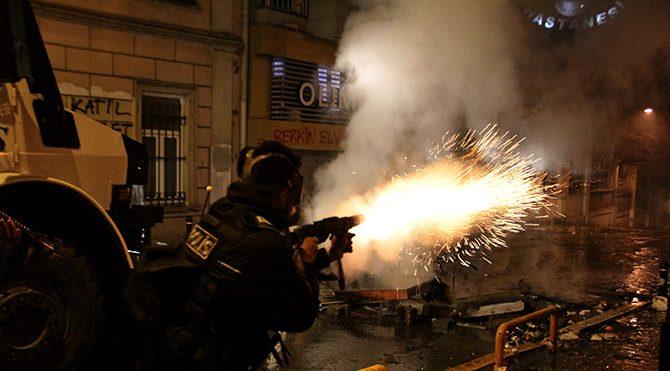 Tabip Odası'ndan 'Gezi' tepkisi