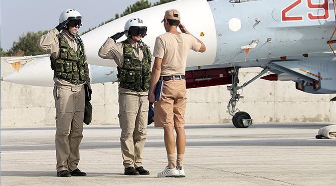 Irak, Rusya'ya hava operasyonları için izin verdi