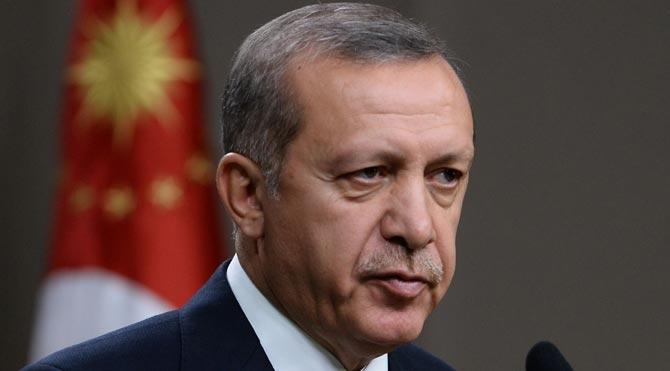 Erdoğan: Canlı bomba yakalandı