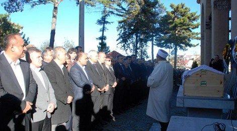 MHP'li Başesgioğlu'nun acı günü