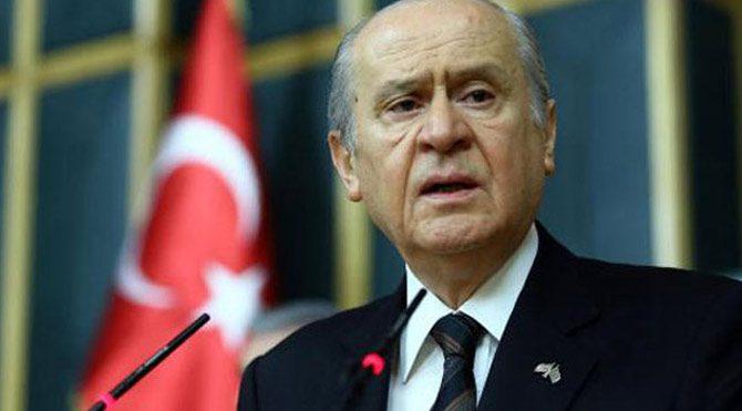 Devlet Bahçeli istifa etti iddiası