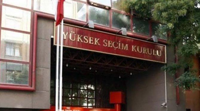 Yüksek Seçim Kurulu, 1 Kasım seçimlerinin sonuçlarına ilişkin açıklama yaptı.