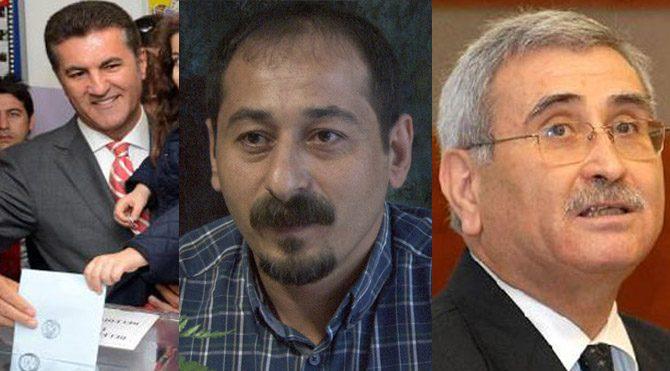 Türk siyasetinin ünlü isimleri yeni dönemde Meclis'e giremedi.