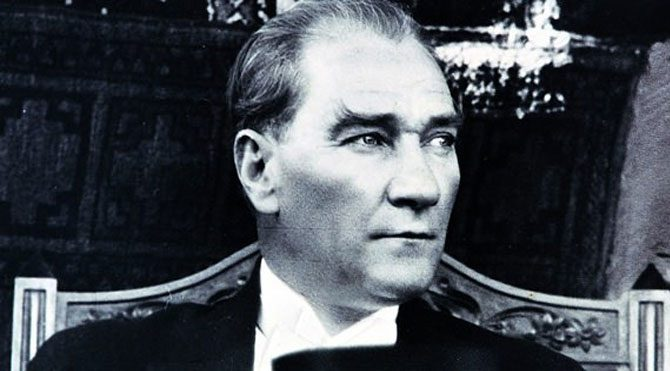İngiliz ressamdan Atatürk sergisi