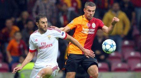 Benfica Galatasaray maçı hangi kanalda?