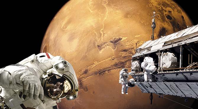 NASA, Mars ile ilgili büyük keşfini duyuracak