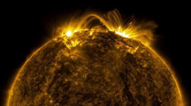 Güneş'in şimdiye kadarki en detaylı görüntüleri