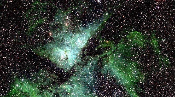 En büyük Samanyolu galaksisi fotoğrafı