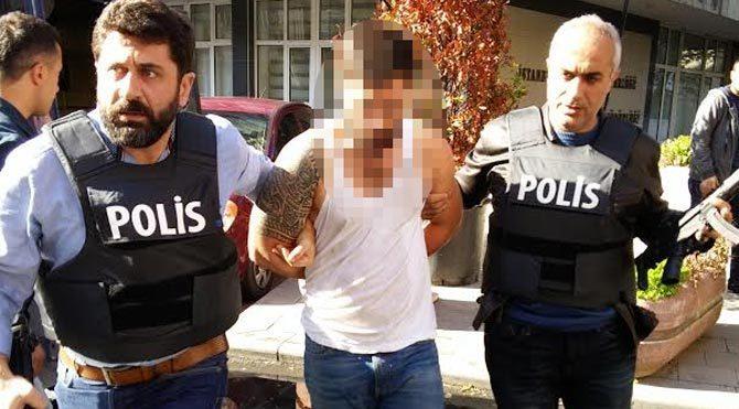 İstanbul'un suç makinası yakalandı