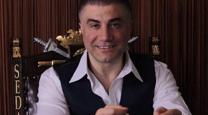Sedat Peker'in oğlu dizide oynadı