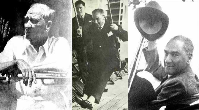 Eşsiz Lider Atatürk'e son selam!